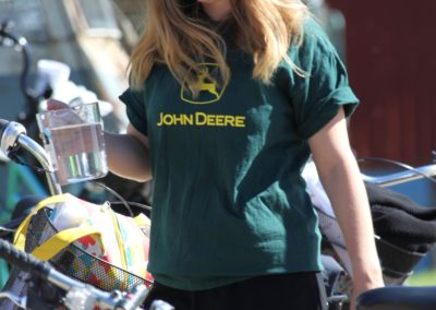John Deer Lady